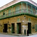Vista del Museo de Cerámica de La Habana