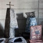 Pieza de cerámica de Madola