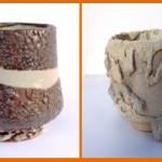 Piezas de cerámica de Pilar Nadales