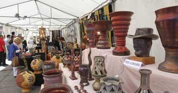 Feria de cerámica