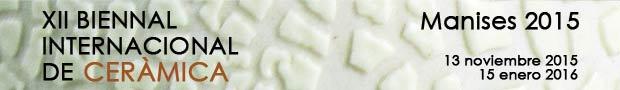 XII Biennal de ceràmica de Manises 2015
