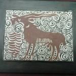 Azulejo de cerámica