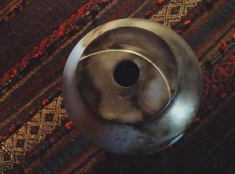 Pieza de cerámica de Marcos Pacheco