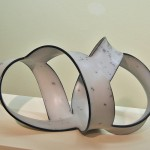 Escultura cerámica de Miguel Molet