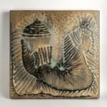 Pieza de cerámica de Antoni Cumella