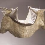 Pieza de cerámica de Carlets Torrent