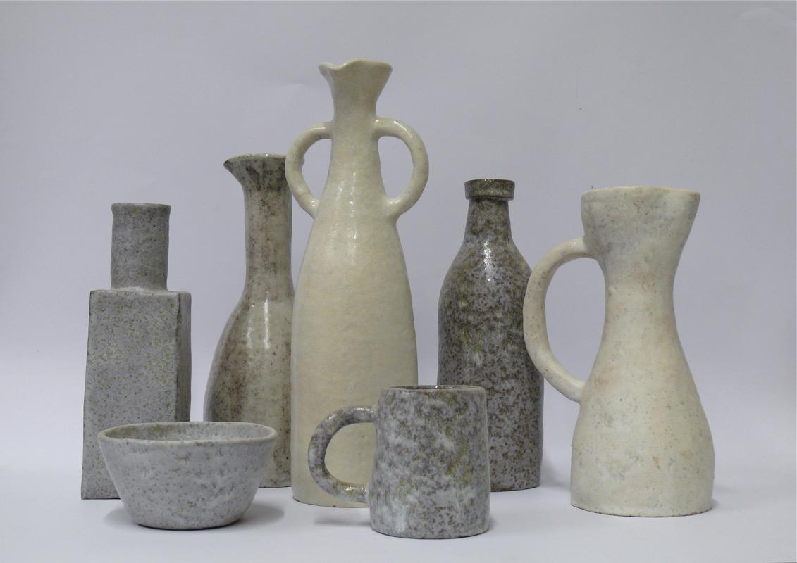 Exposici n escuela de arte rodrigo alem n - Ceramicas sanchez ...