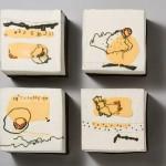 Pieza de cerámica de María Inés Varela