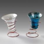 Pieza de cerámica de Sonia Cruz