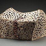 Pieza de cerámica de Ximena Ducci