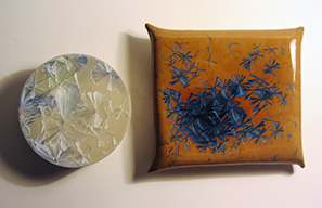 Curso de cerámica - cristalizaciones