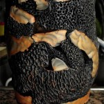 Pieza de cerámica de Joaquin Vidal