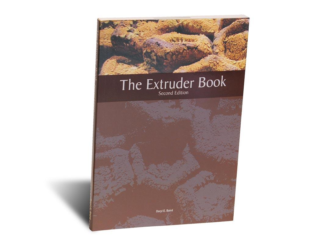 "Portada del libro -The Extruder Book"", de Daryl E, Baird"