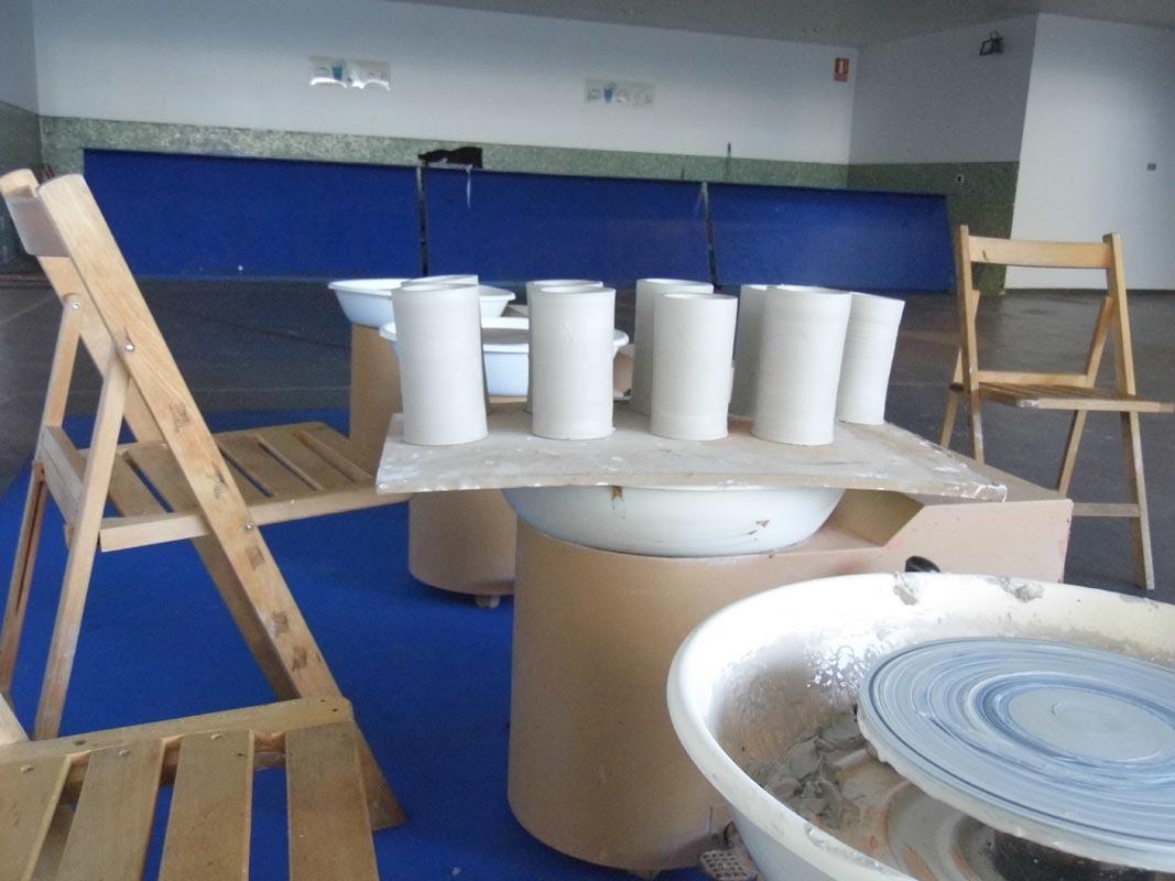 Xvii curso internacional de cer mica contempor nea de for Curso de ceramica madrid