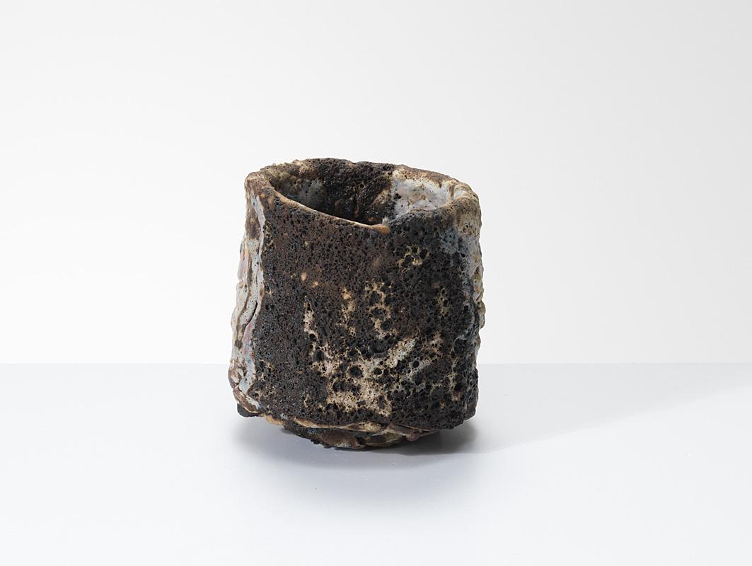 Pieza de cerámica -chawan- de Ewen Henderson