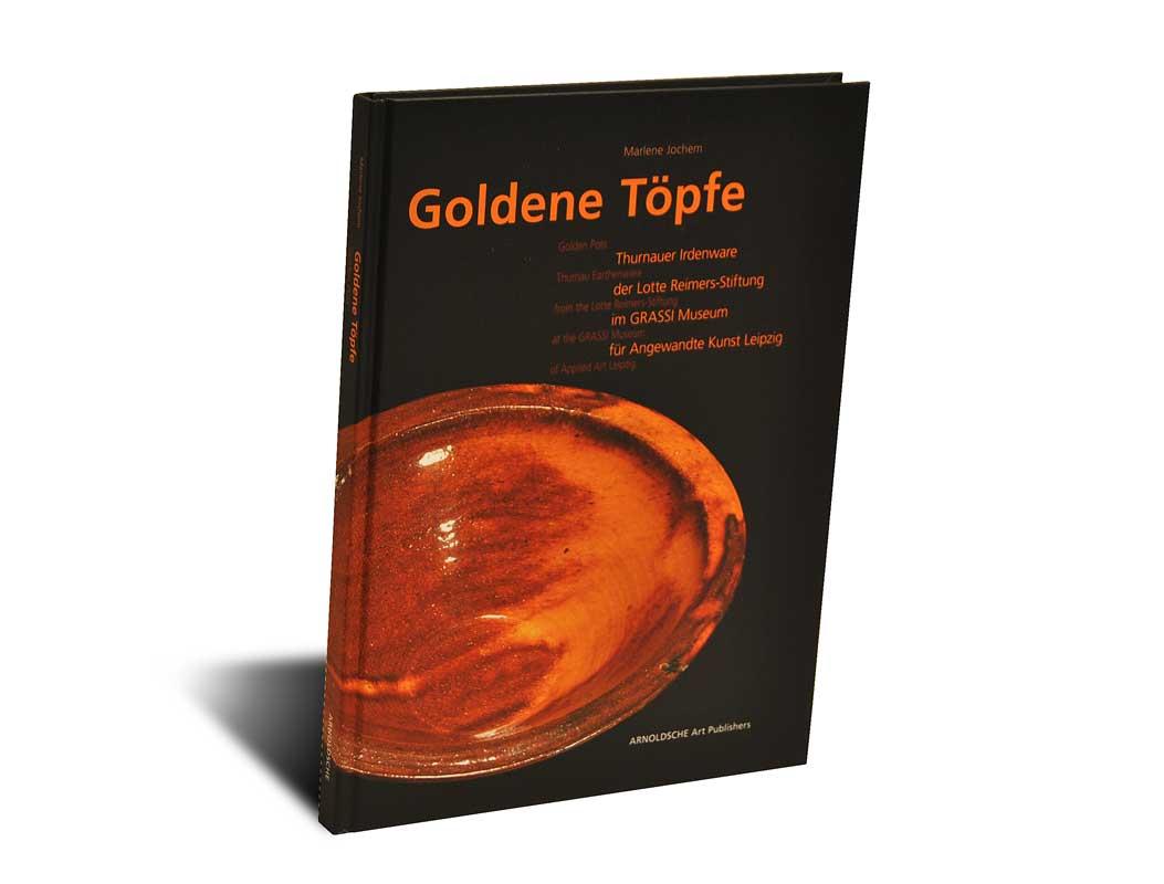 Portada del libro Goldene Töpfe