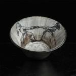 Pieza de cerámica de Susanna-Inglada
