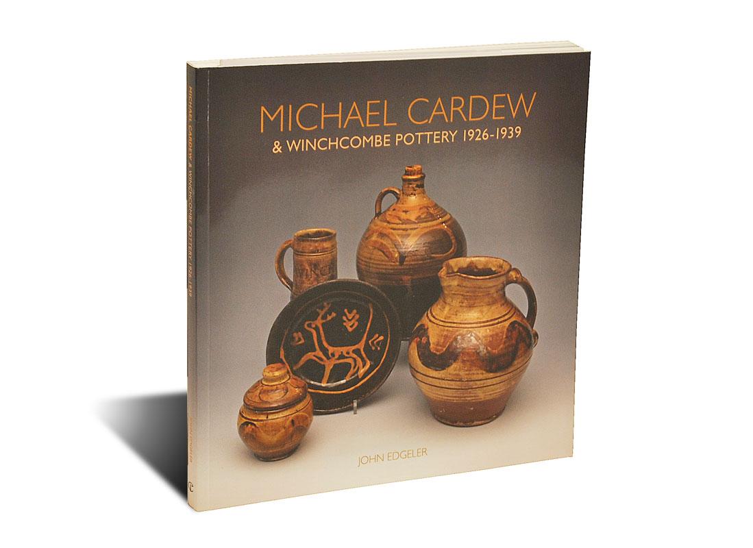 Portada del libro Michael Cardew & Winchcombe Pottery