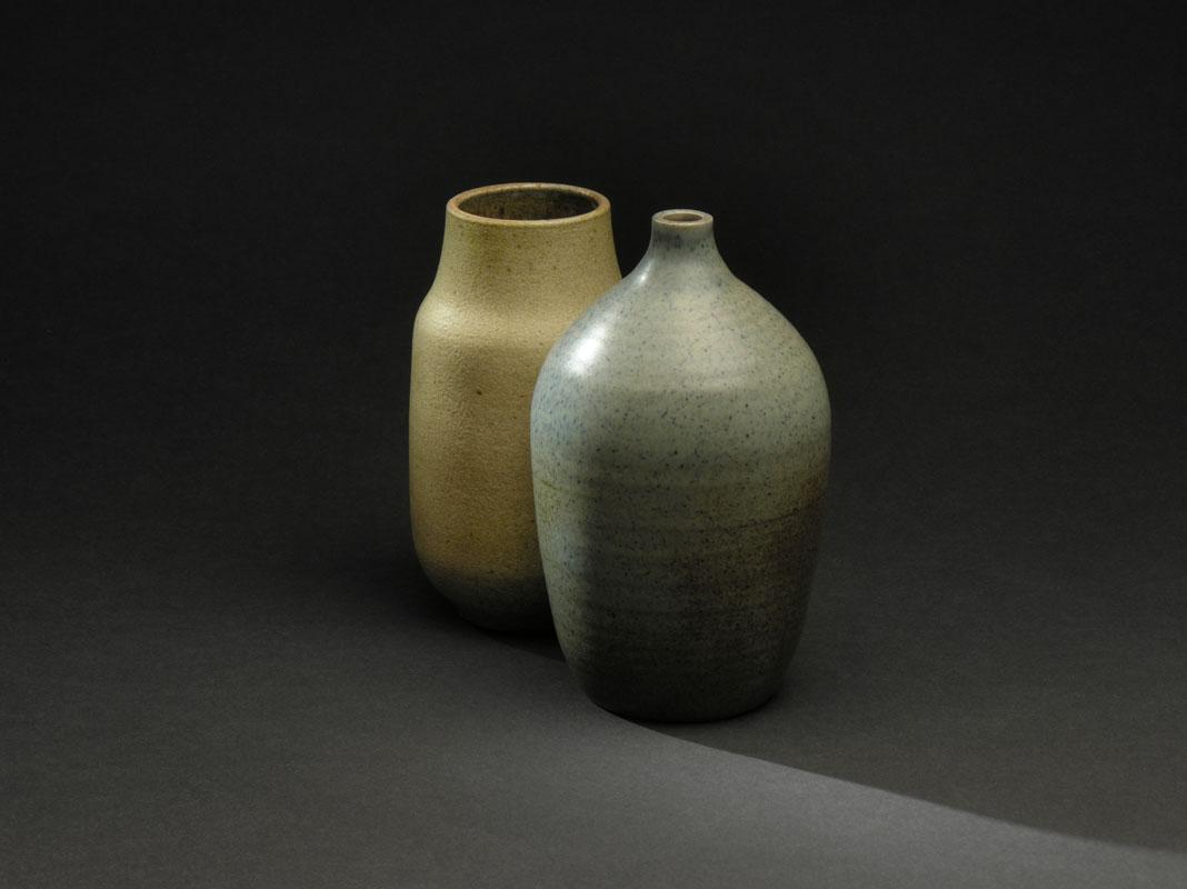 Piezas de cerámica de Jordi Aguadé