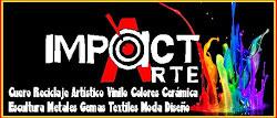 Logo de la asociación Impactarte