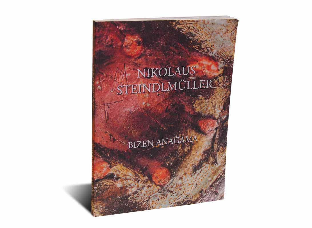 Portada del libro Nikolaus Steindlmüller. Bizen Anagama