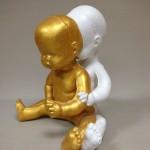 Pieza de cerámica de Cristina Salvans