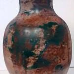 Pieza de cerámica de Juan Francisco Rodríguez