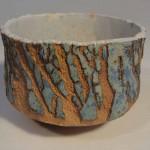 Pieza de cerámica de Ramón Fort