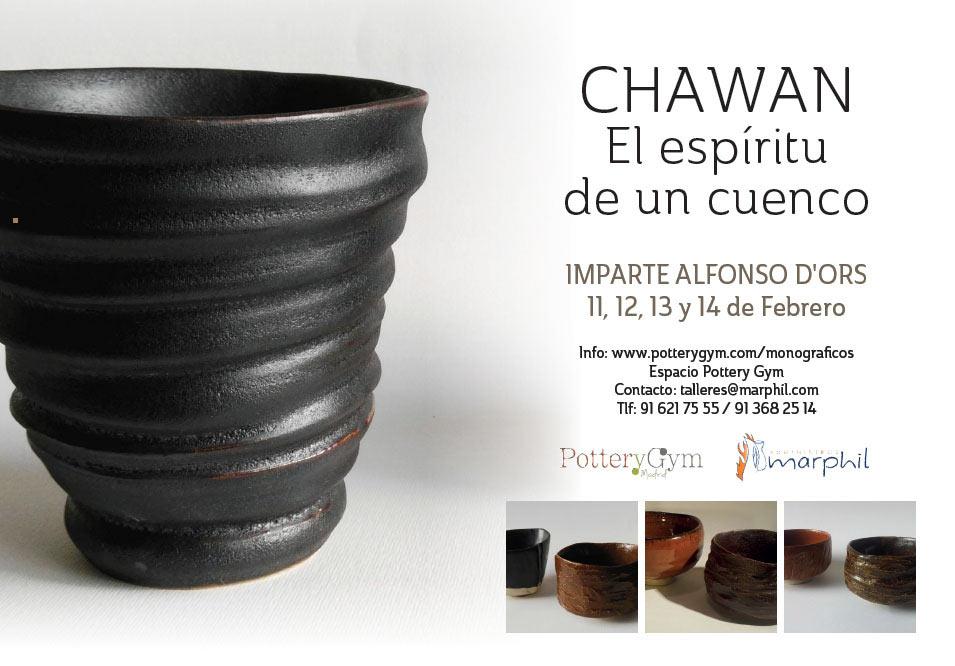 Cartel del Curso de Chawan