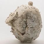 Pieza de cerámica de Jean-François Bourlard