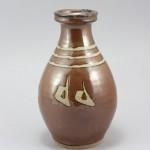 Pieza de cerámica de Shinsaku Hamada