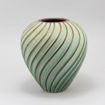 Pieza de cerámica de Emily Myres