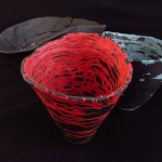 Pieza de cerámica de César Arqué