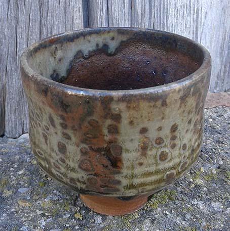 Pieza de cerámica de Daniela Krpan