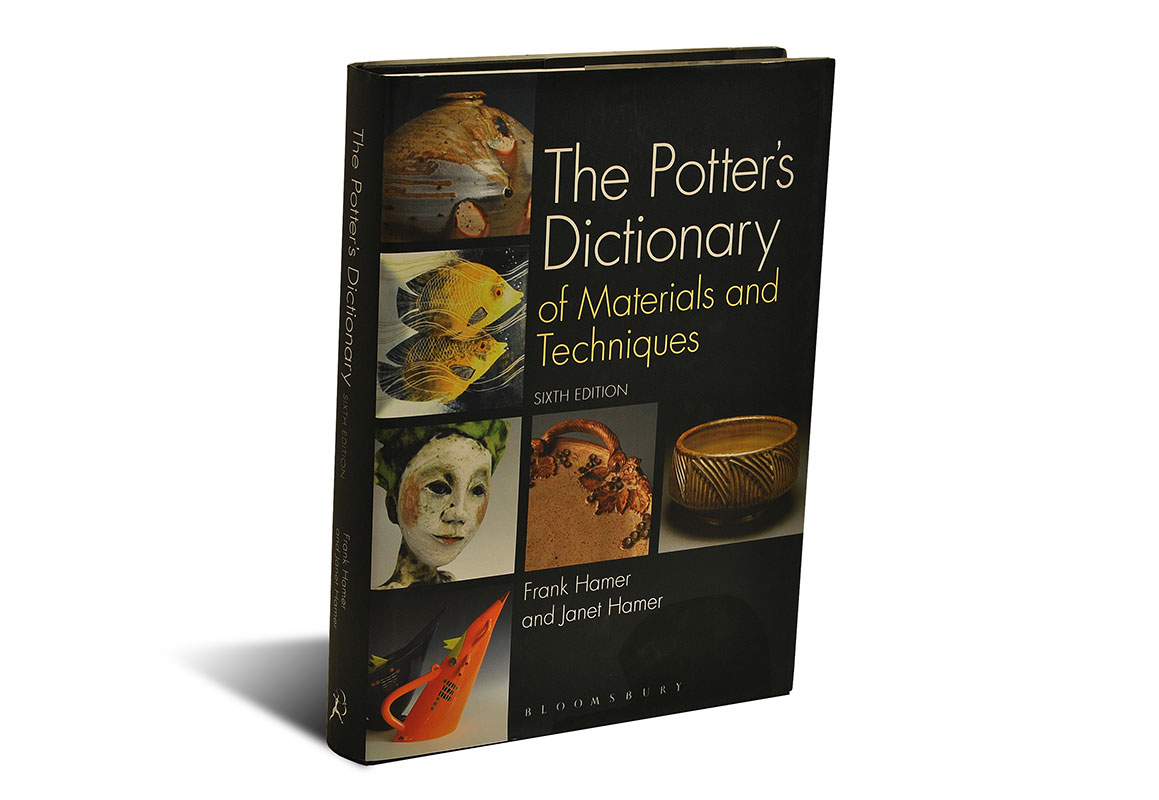 Portada del libro -The Potter's Dictionary, de Bloomsbury Publishers
