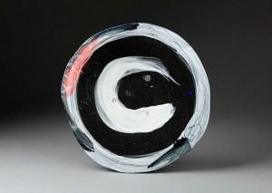 Pieza de cerámica de Alicia Rochina