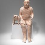 Pieza de cerámica de José Vermeersch