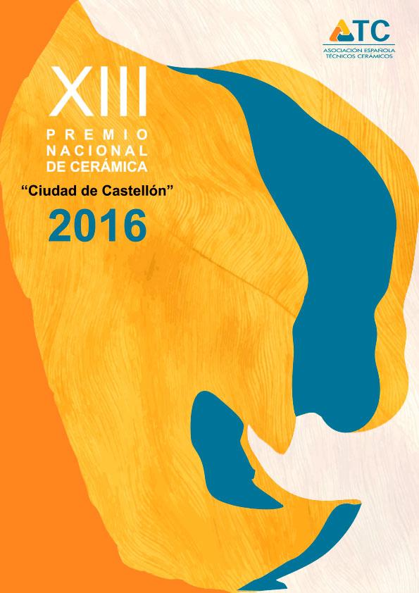 Cartel del concurso de cerámica de Castellón