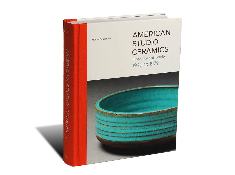 Portada del libro American Studio Ceramics