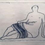 Transferencia de imagen sobre plancha de cerámica