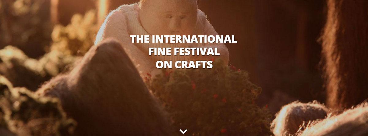 Logo del Festival de cine de artesanía FIFMA