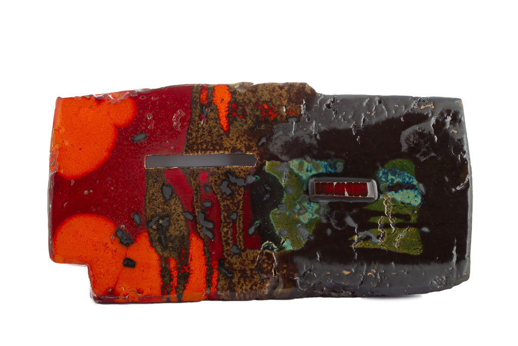 Pieza de cerámica de Jesús Castañón