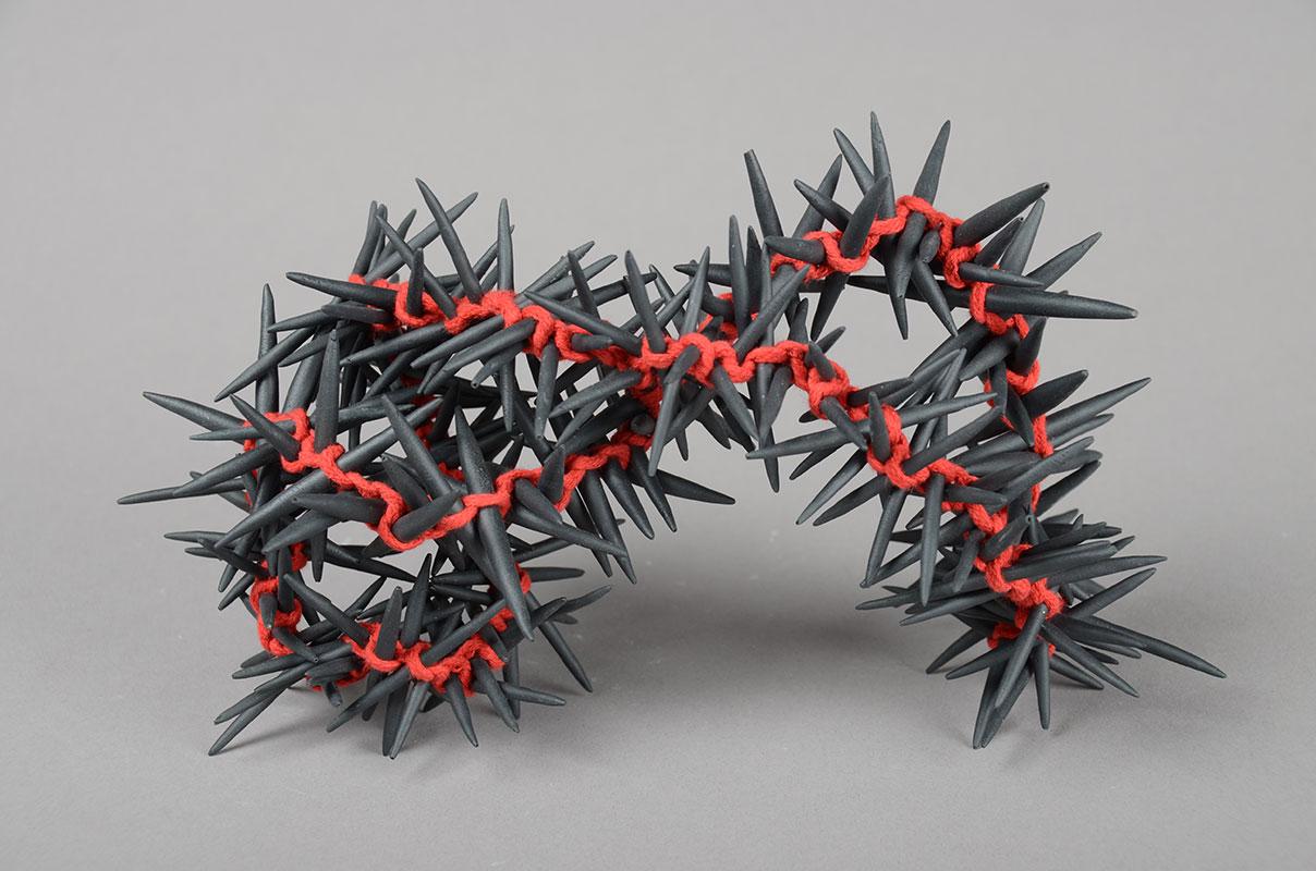 Escultura cerámica de Mia Llauder