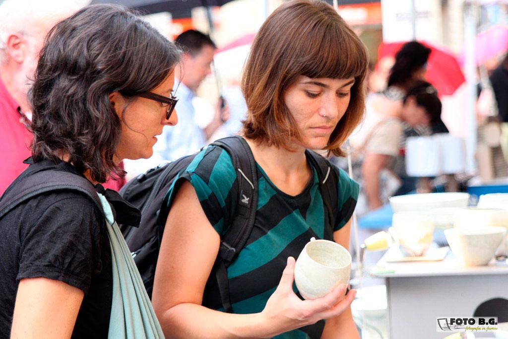 Imagen de la pasada edición de la feria Argillà Faenza