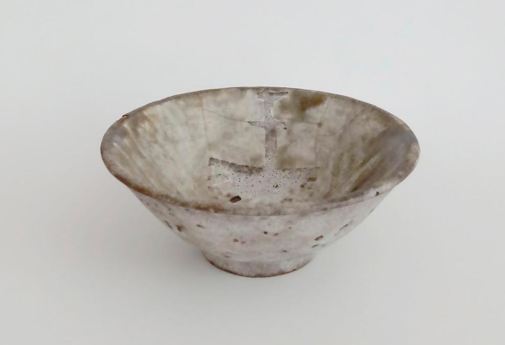 Pieza de cerámica del Colectivo Terracota