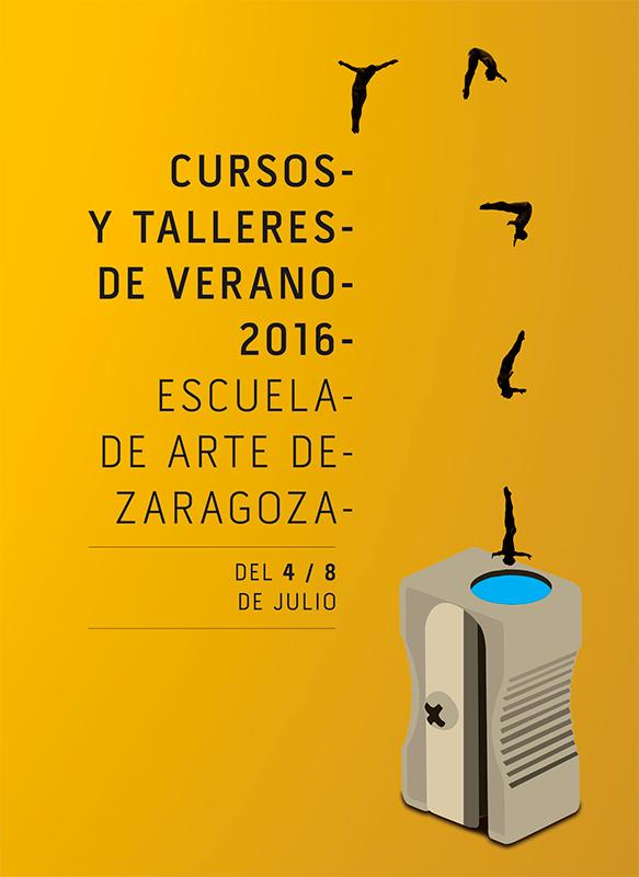 cartel del curso impartido por Ana Felipe