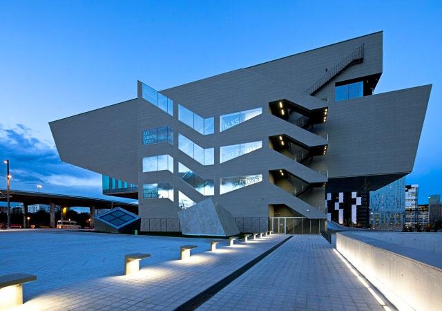 Sede del congreso de la Academia Internacional de la Cerámica