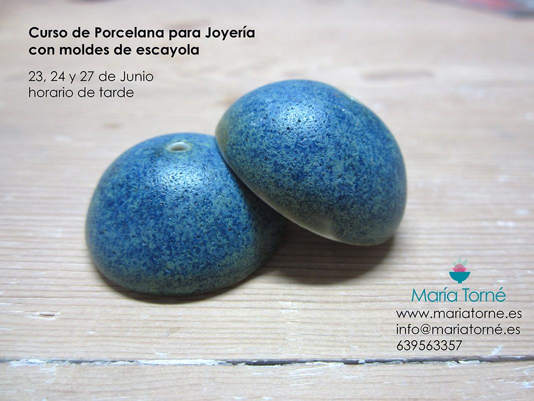 Curso De Porcelana Para Joyer A Con Moldes De Escayola