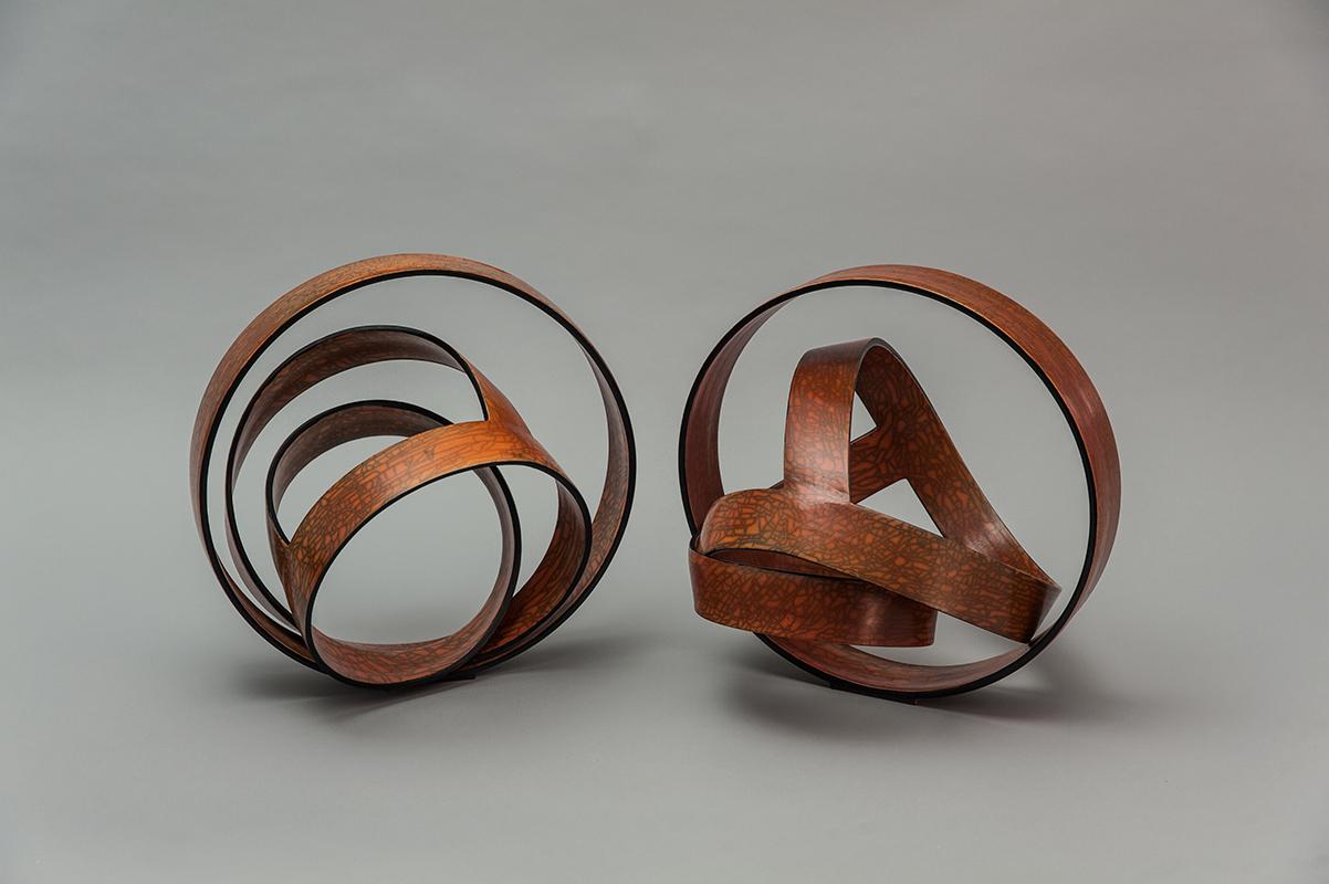 Pieza de cerámica de Miguel Molet