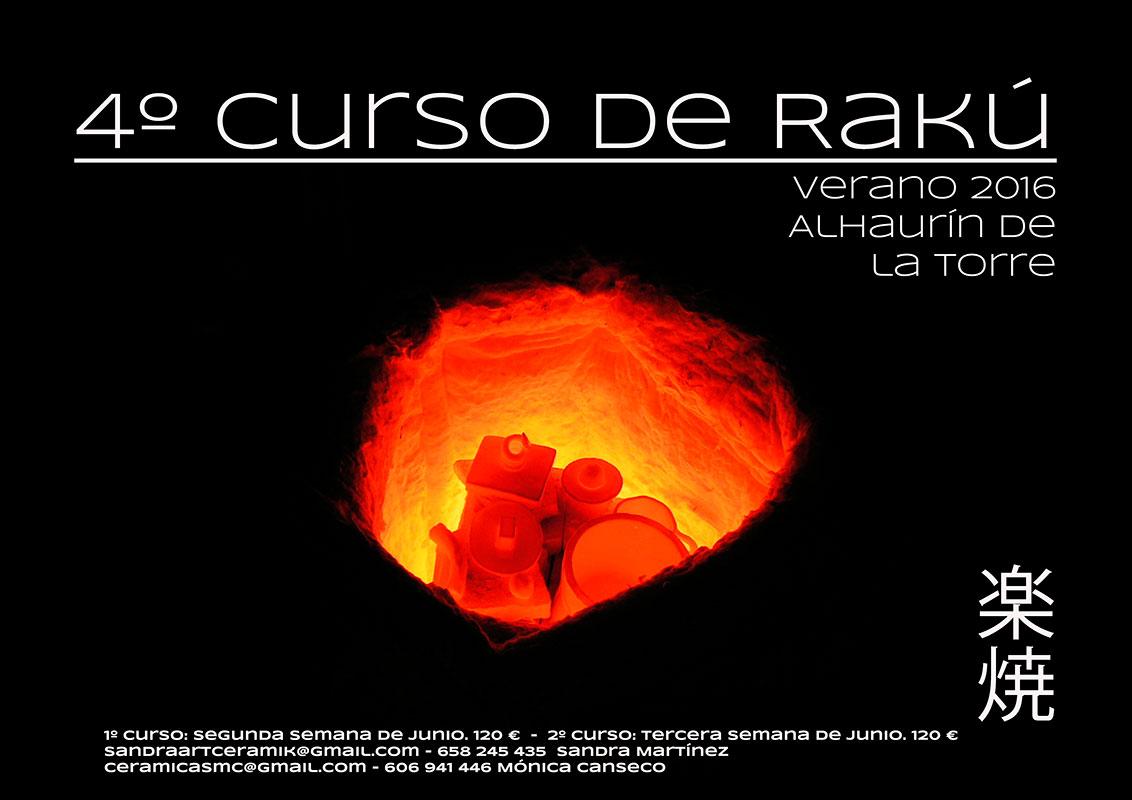 Cartel del curso de raku